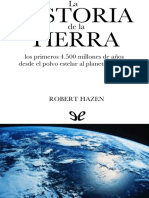 Hazen, Robert - La Historia de La Tierra