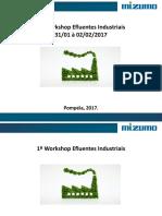 Tratamento de Efluentes - Sondagem Para Efluentes Industriais