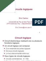 Cours 3 Circuits Logiques