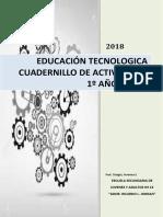 Cuadernillo de Actividadaes Tn_2018_tecnologia