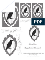 Quote the Raven Graphics