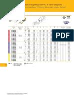 14 Valori 10-22 AWG Terminali in rame non isolati Terminali in rame Kit di assortimento per cavi 700 pz