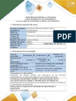 Guía de Actividades y Rúbrica de Evaluación - Paso 2 - De Contraste