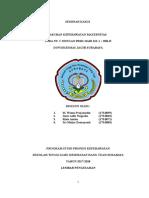 All New FIX  SEMINAR MATERNITAS - POST PARTUM H1 + BBLR