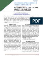 GLOW ON DETECTING VECHILE MOVEMENT USING SENSOR.pdf