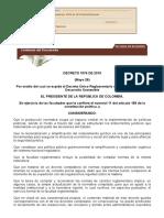 Decreto 1076 de 2015 - OK