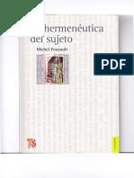 Foucault- La-Hermeneutica-Del-Sujeto