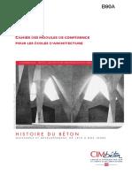 Histoire du Beton. Naissance et Developpement, de 1818 a nos Jours.pdf