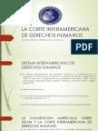 La Corte Interamericana de Derechos Humanos