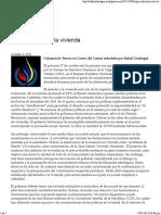EPU y Derecho a La Vivienda « Perdido en Itaca