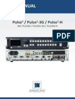 User Manual Pulse2 3g Pulse2 h