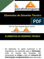 AULA 1 Introdução e aspectos gerais do desenho tecnico.pdf