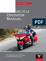 Motorcycle Op