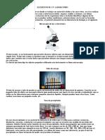 Elementos de Un Laboratorio
