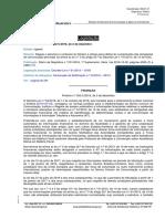 Portaria 302 c 2016 - Taxonomias