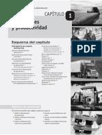 Cap 1 - Operaciones y Productividad - Heizer