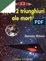 Antonio Ribera - Cele 12 Triunghiuri Ale Mortii #0.1