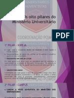 Os Oito Pilares Do Ministério Universitário