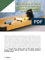 Fórmulas para el cálculo aproximado de la capacidad de transporte de sedimmentos en ríos de montaña.pdf