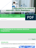 Confiabilidad y Seguridad Para Instalaciones Eléctricas Del Sector Hospitalario
