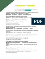 Examen Parcial de Geografía Bloque IV Tema