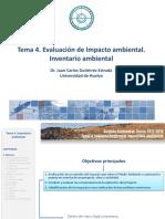 Tema 4. Inventario Ambiental
