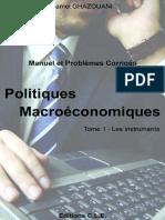 Politiques Economiques tunisie