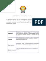 Ejemplo de Técnicas y Estrategias Didácticas