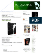 BAÚ DOS FOTÓGRAFOS - Fotografia Photoshop Revistas Fotos_ Serial Lightroom 3