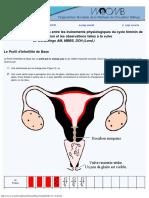 02 Le Profil d'Infertilité de Base