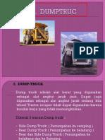 5. Produksi Kerja Dump-truck