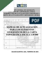 Manual de Clasificacion en Campo 50K.pdf