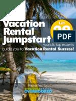 Vacation Rental Jumpstart