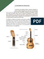 La Guitarra en Andalucia