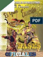 Bases Del i Concurso Nacional de Caporales y Tinkus Bi Parejas Sol y Luna Rikchariano 2018