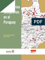 Las Colonias Campesinas en Paraguay - Luis Rojas Villagra - Abel Areco - Ano 2017 - Portalguarani