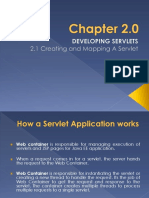 Chapter 2.1 Creating and Mapping a Servlet