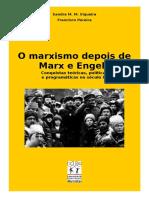 Marxismo Depois Marx Engels