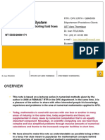 Navier Stokes System