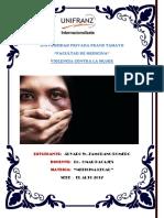 Violencia Contra La Mujer Monografia