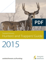 2015 Hunters and Trappers Guide September 22