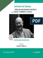 Sociología Política Geronimo de Sierra