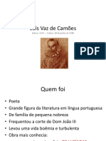 Luis Vaz de Camoes