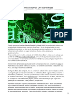 Mises Brasil - Como Se Tornar Um Economista