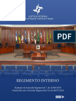 Regimento Interno Trf1