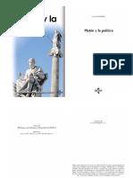SOARES, L. (2010) Platón y La Política