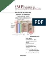 SEM 2 Fisiología Hepática