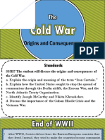 student the cold war