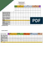 cronograma lietratura 2017