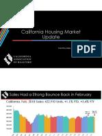 2018-02 February Housing Market Outlook